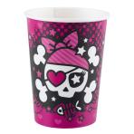 8 Cups Pirate Girl 266 ml