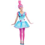 Children's costume Poppy 12-14 Years - TROLLS