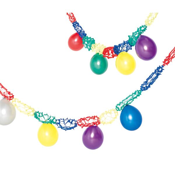 Decoration kit balloon garland amscan europe for Balloon decoration kit