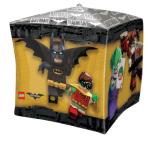 "Cubez ""Lego Batman"" Foil Balloon, G40, packed, 76 x 81cm"