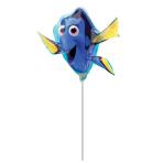 "Mini Shape ""Finding Dory Shape"" Foil Balloon A30 bulk"