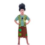 Children's costume Branch 5-6 Years - TROLLS