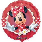 Standard Mad About Minnie FoilBalloon S60 Bulk 43 cm