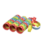 3 Streamers Dots Paper 1.4 x 400 cm