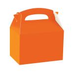 Party Box Orange Peel Paper
