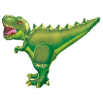 UltraShape T-Rex Foil Balloon P45 Packaged 91 x 76 cm