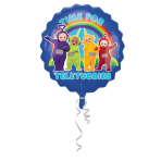 "SuperShape ""Teletubbies-Group""Foil Balloon, P38, packed"