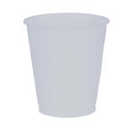 20 Cups Clear Plastic 355 ml