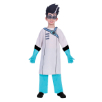 Child Costume PJ Masks Romeo Age 3 - 4 Years