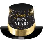Top Hat Happy New Year Paper 18.5 x 29.7 x 24.7 cm