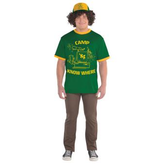 Adult Costume Dustin Size Standard