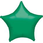 Standard Metallic Green Foil Balloon S15 Bulk