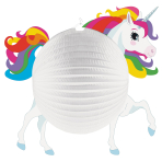 Lantern Unicorn Shaped 25 cm