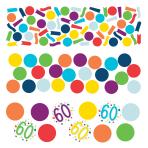 Confetti 60 Confetti Birthday Paper 34 g
