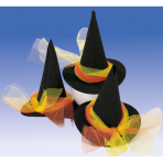 Semi Miniature Hat Witch