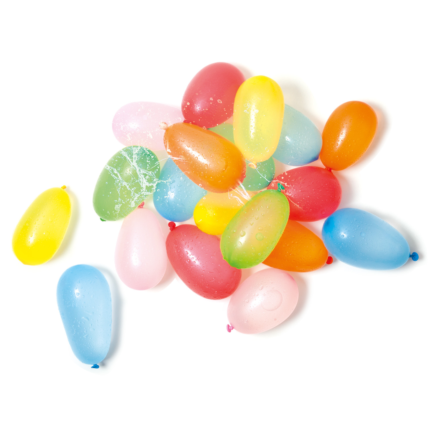 614a95baa92b3 100 Waterbombs. NEW · Foil   Latex Balloons