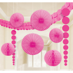 9 Decorating Kit Pink