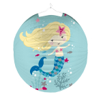 Lantern Be a Mermaid Paper 25 cm