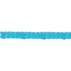 Garland Caribbean Blue Paper 365 cm