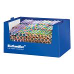 80 Streamers Design (Paper 1.4x 400 cm) in Tray Paper 60 x  40 x 29 cm