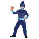 Child Costume PJ Masks Night Ninja Age 3 - 4 Years