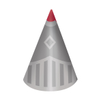 8 Party Hat Knight