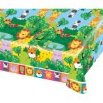 Tablecover Jungle Plastic 120 x 180 cm