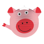 FORMSHAPED LANTERN PIG