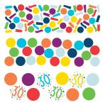 Confetti 30 Confetti Birthday Paper 34 g