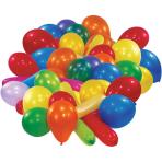 25 Latex Balloons Standard assorted
