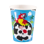 8 Cups Pirate 250ml