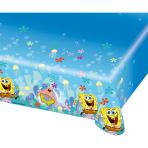 Tablecover SpongeBob Plastic 120 x 180 cm
