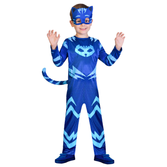 Child Costume PJ Masks Good Catboy Age 2 - 3 Years