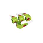 4 Blowouts Ladybird Plastic / Paper 30 cm