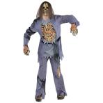 Men's Costume Zombie Corpse Size XXL