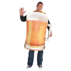 Men's costume Beer-Meister - Size XXL/PLUS
