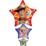 SuperShape Toy Story 4 Foil Balloon P38 Packaged 63cm x 106c