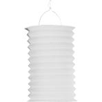 Drop Lantern White Paper 28 cm