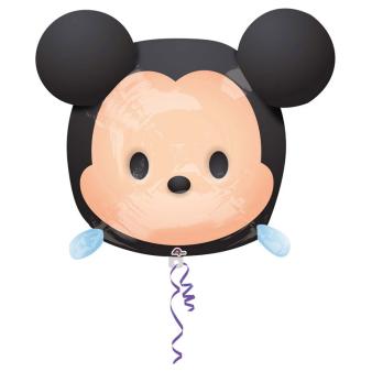 "Ultrashape ""Mickey"" Foil Balloon, P60, packed, 30 x 48 cm"