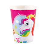 8 Cups Unicorn 266ml