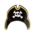 8 Pirate Hats