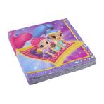 20 Napkins Shimmer & Shine 33 x 33 cm