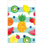 Tablecover Hello Summer Plastic 137 x 243 cm