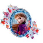 SuperShape Frozen 2 Foil Balloon P38 packaged 76 cm x 66 cm