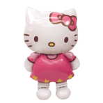 AirWalker Hello Kitty Foil Balloon P93 Packaged 76 x 127 cm