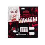 Halloween Make-up Vampire Queen 9 Pieces