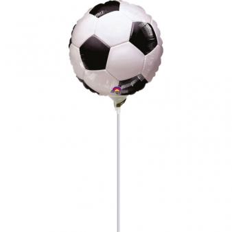 9'' Championship Soccer Foil Balloon A15 Bulk