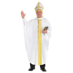 Men's costume Pope - Size PLUS