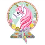 Table Centrepiece Magical Unicorn