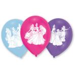"6 Latex Balloons Princess 22.8 cm / 9"""